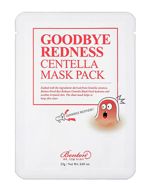 BENTON Goodbye Redness Centella Mask Pack 1P | MASK | BONIIK
