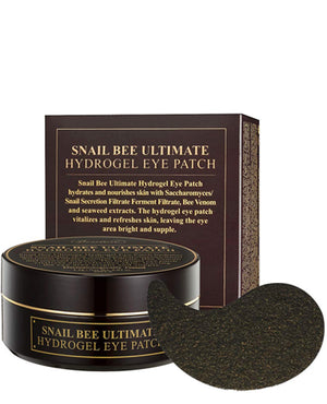 BENTON Snail Bee Ultimate Hydro Gel Eye Gel Patch | EYE CARE | BONIIK