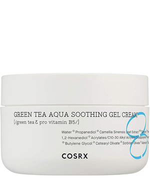 COSRX Hydrium Green Tea Aqua Soothing Gel Cream | MOISTURISER | BONIIK