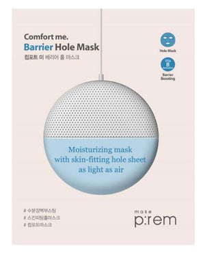 MAKE P:REM Comfort Me. Barrier Hole Mask | MASK | BONIIK