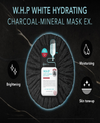 MEDIHEAL W.H.P White Hydrating Black Mask Ex | BONIIK