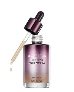 MISSHA Time Revolution Night Repair Probio Ampoule | BONIIK