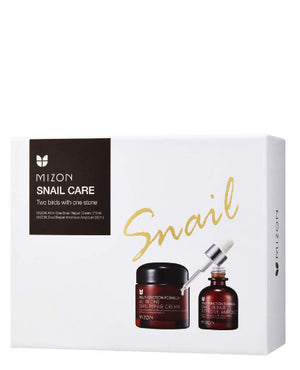 MIZON Snail Care Two Birds With One Stone | Skin Care | BONIIK