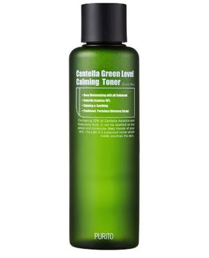 PURITO Centella Green Level Calming Toner | Toner for sensitive skin | BONIIK
