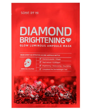 SOME BY MI Diamond Brightening Glow Luminous Ampoule Mask | MASK | BONIIK