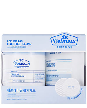 THE FACE SHOP Dr. Belmeur Amino Clear Peeling Pad | Skin Care | BONIIK