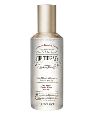THE FACE SHOP The Therapy First Serum | TONER | BONIIK