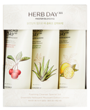 THE FACE SHOP Herb Day 365 Master Blending Foaming Cleanser Set | SKIN CARE SET | BONIIK