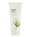 THE FACE SHOP Herb Day 365 Master Blending Cleansing Cream - Aloe & Green Tea | CLEANSER | BONIIK