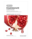 THE FACE SHOP Real Nature Pomegranate Mask Sheet | MASK | BONIIK