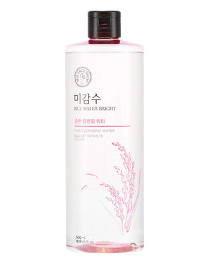 THE FACE SHOP Rice Water Bright Mild Cleansing Water | CLEANSER | BONIIK