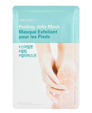 THE FACE SHOP Smile Foot Peeling Jelly Mask | MASK | BONIIK