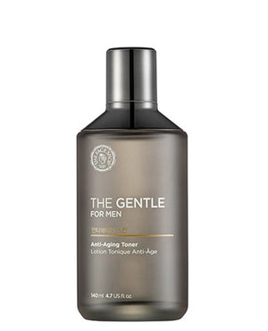 THE FACE SHOP The Gentle For Men Anti-Aging Toner | BONIIK