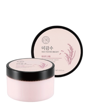 Rice Water Bright Facial Massage Cream