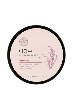 THE FACE SHOP Rice Water Bright Facial Massage Cream | BONIIK