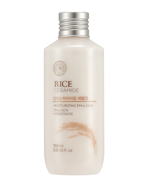 Rice & Ceramide Moisturizing Emulsion