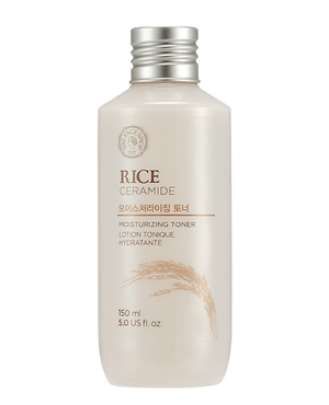 THE FACE SHOP Rice & Ceramide Moisturizing Toner | BONIIK