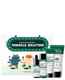 SOME BY MI AHA BHA PHA 30 Days Miracle Solution 4-Step Kit | Skincare Set | BONIIK | Best Korean Beauty Skincare Makeup in Australia