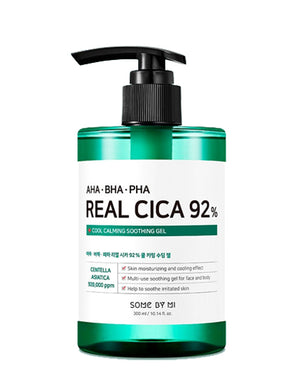 SOME BY MI AHA BHA Real Cica 92% Cool Calming Soothing Gel | Moisturiser | BONIIK | Best Korean Beauty Skincare Makeup in Australia