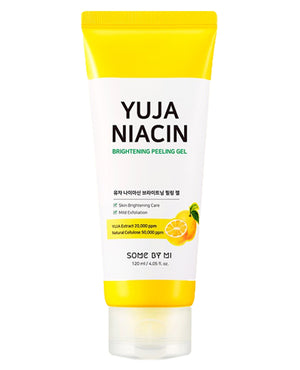 SOME BY MI Yuja Niacin Brightening Peeling Gel | Exfoliator | BONIIK | Best Korean Beauty Skincare Makeup in Australia