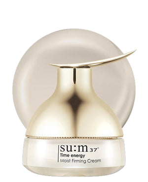 SU:M37 Time Energy Moist Firming Cream | Moisturiser | BONIIK | Best Korean Beauty Skincare Makeup in Australia