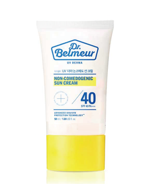 THE FACE SHOP Dr. Belmeur Non-Comedogenic Sun Cream SPF40 PA+++ | SUN CARE | BONIIK