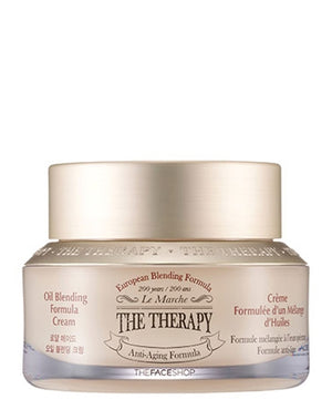 THE FACE SHOP The Therapy Oil Blending Cream | BONIIK