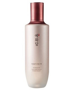 THE FACE SHOP Yehwadam Heaven Grade Ginseng Rejuvenating Toner | BONIIK