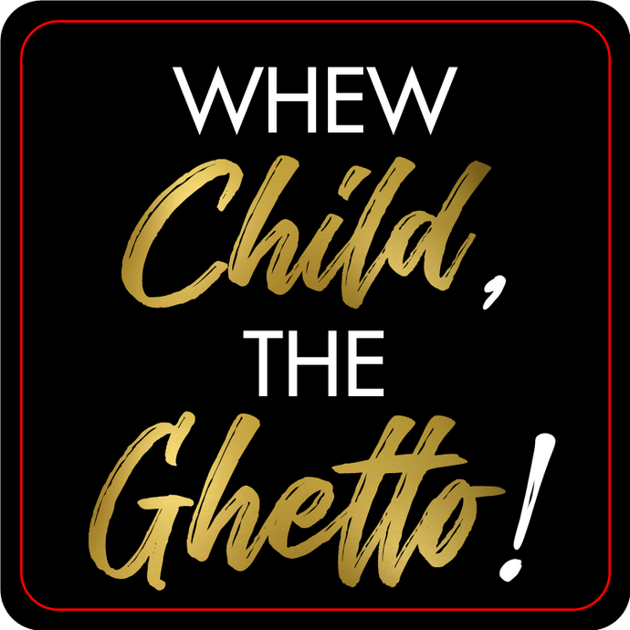 B-Stock - Zero F*cks Given / Whew Child, the Ghetto!