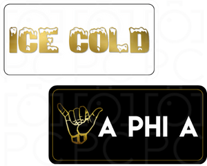 Ice Cold / A Phi A