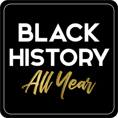 B-Stock Black History All Year / Africa (fist)