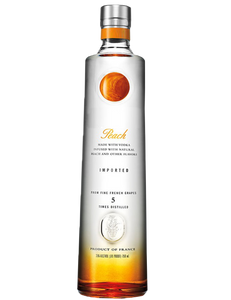 Ciroc Peach Over Sized Prop