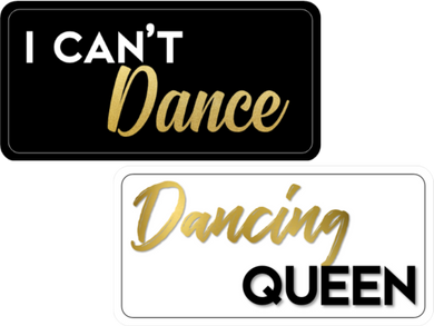 I Can't Dance / Dancing Queen