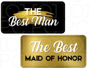 B-Stock - The Best Man / The Best Maid of Honor