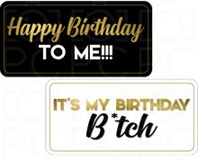 Load image into Gallery viewer, Birthday Props