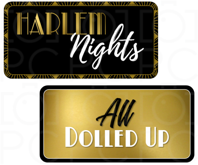 B-Stock - Harlem Nights / All Dolled Up