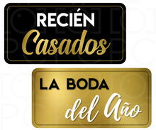 Load image into Gallery viewer, B-Stock - Spanish Wedding Prop Pack