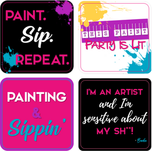 Paint and Sip Pack