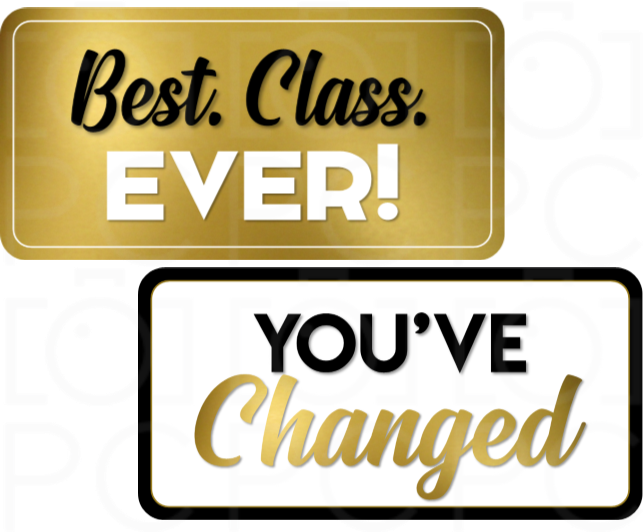 B-Stock - Best. Class. Ever! / You've Changed