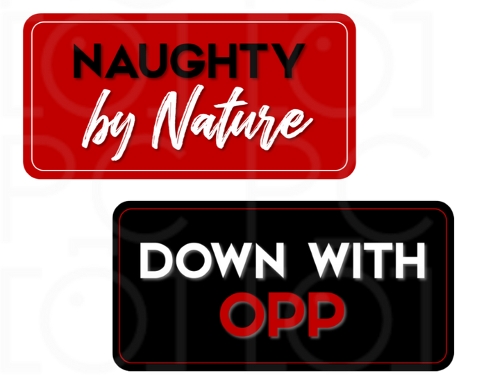 Naughty by Nature Adult Pack