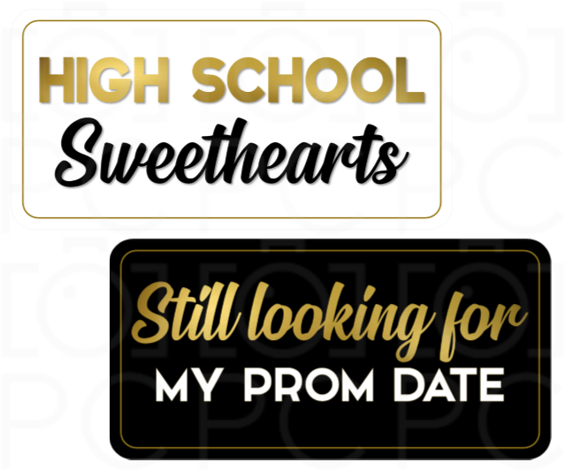 B-Stock High School Sweethearts / Still Looking for My Prom Date