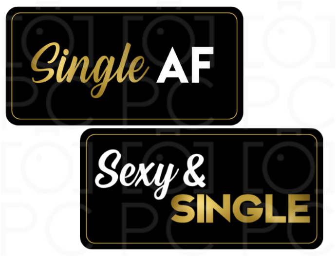 B-Stock Single AF / Sexy & Single