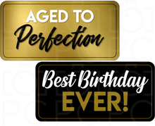 Load image into Gallery viewer, Adult Birthday Props