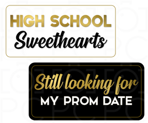 High School Sweethearts / Still Looking for My Prom Date