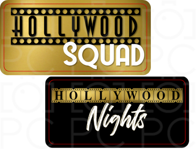 B-Stock - Hollywood Squad / Hollywood Nights