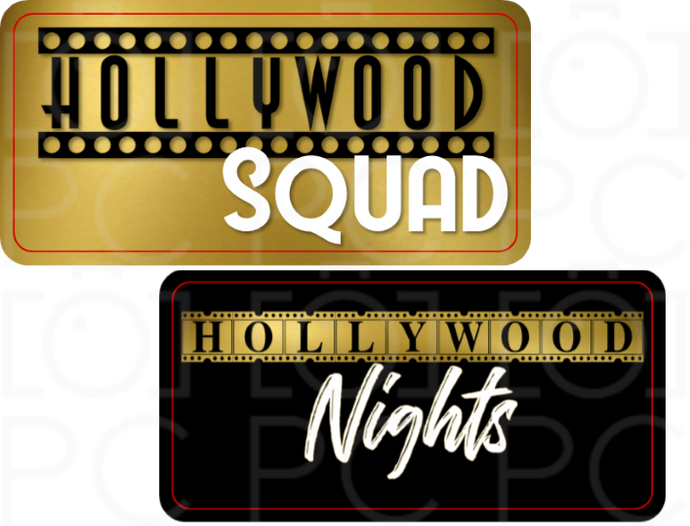 Hollywood Squad / Hollywood Nights