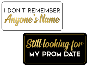 I Don't Remember / Still Looking for My Prom Date (B-Stock)