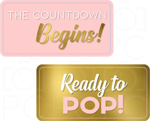 The Countdown Begins / Ready to Pop