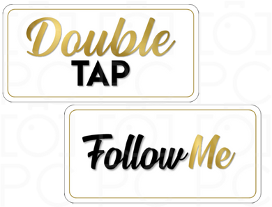 Double Tap / Follow Me