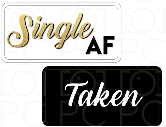Single AF / Taken